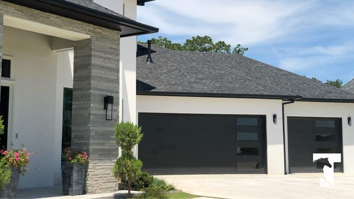 Premium Steel garage doors